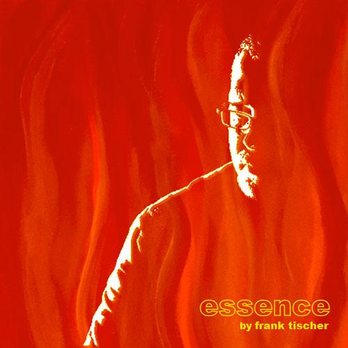 CD-Cover Frank Tischer - Essence